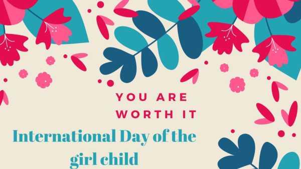 अंतरराष्ट्रीय बालिका दिवस कोट्स