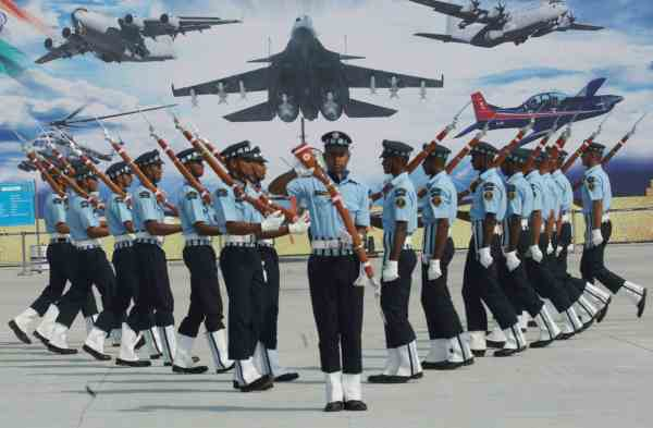Indian Air Force Day Images,