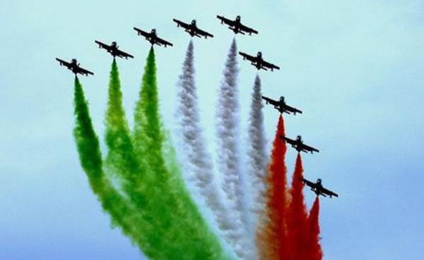 Indian air force day 2018 theme
