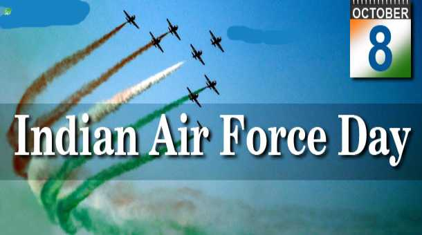 indian air force day posters