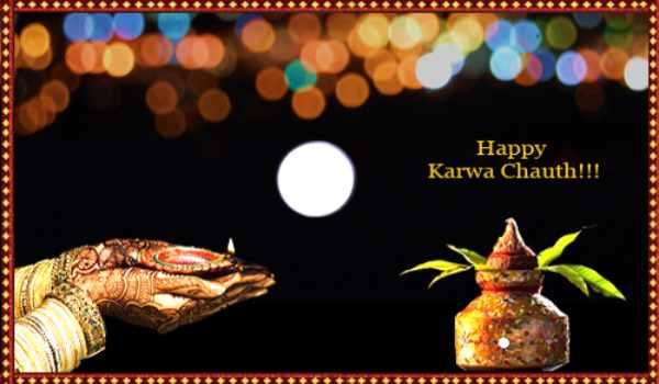 Karwa chauth hd images