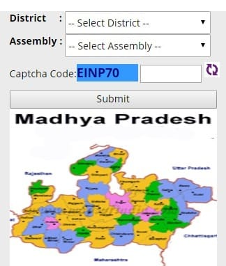 Madhya pradesh voter id card download