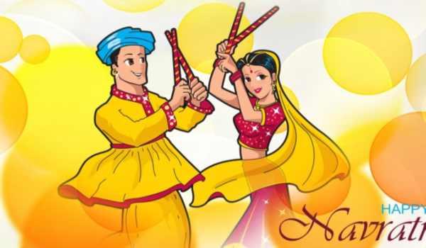 Navratri Essay in Gujarati