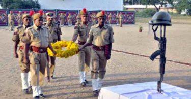 Police Shahid Diwas Nibandh in Hindi