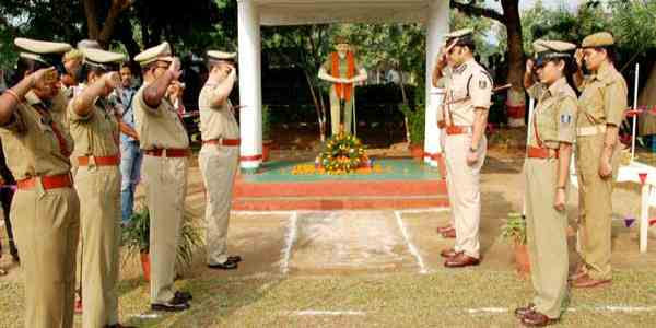 Police Shahid Diwas Quotes in Hindi