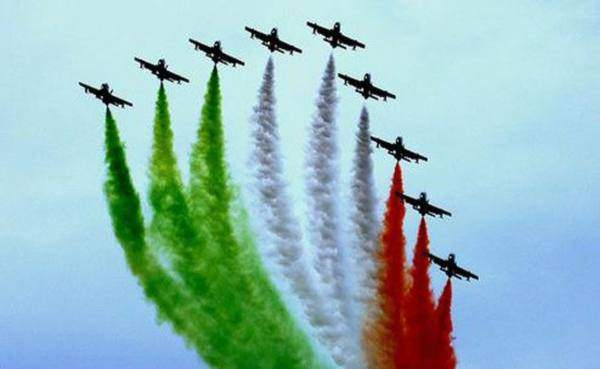 Speech on Indian Air Force Day in Hindi