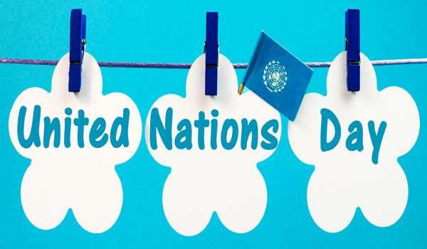 united nation day image