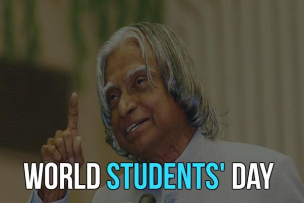 World students day speech in english