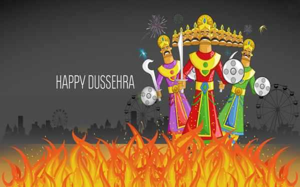 dussehra images greetings