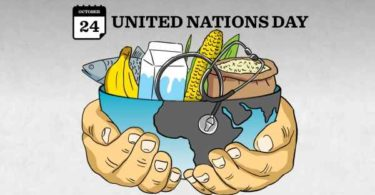 संयुक्त राष्ट्रीय दिवस भाषण