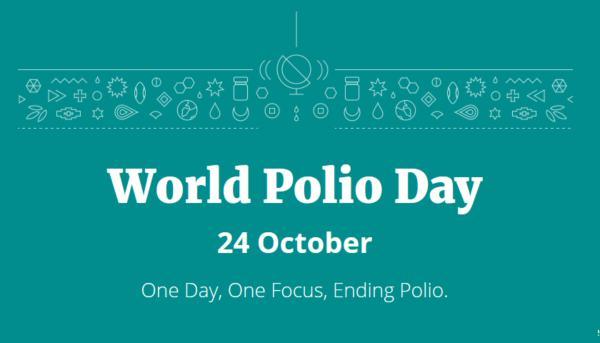 world polio day wallpaper