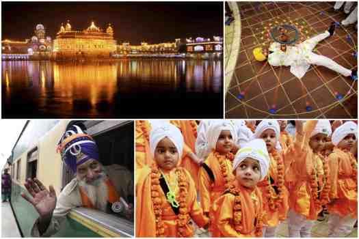 Article on guru nanak jayanti