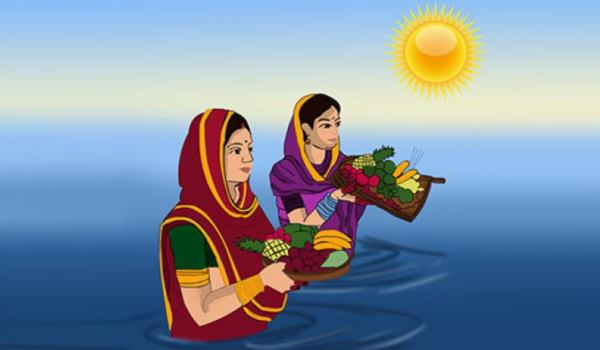 Chhath pooja wishes in Hindi