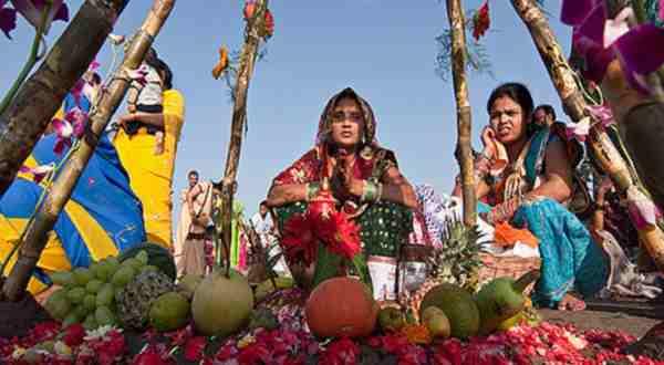 Chhath puja ka picture