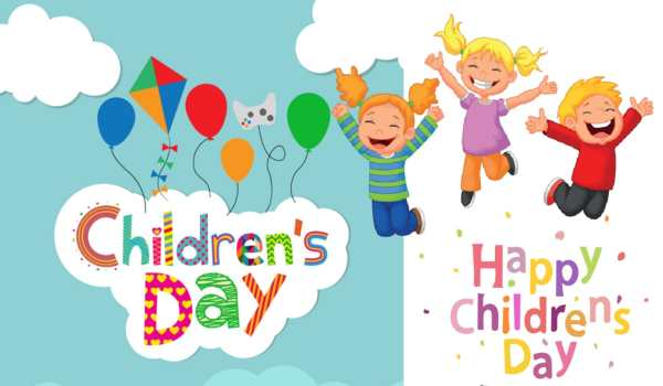 Childrens day message