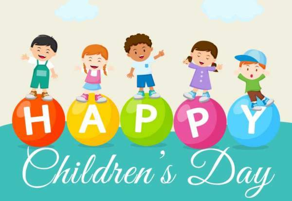 Children's day photography