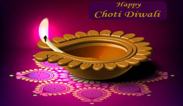 choti diwali wishes in hindi