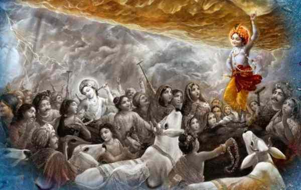 Govardhan Pooja image