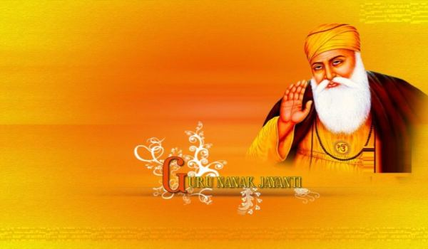 guru nanak dev ji birthday wallpaper