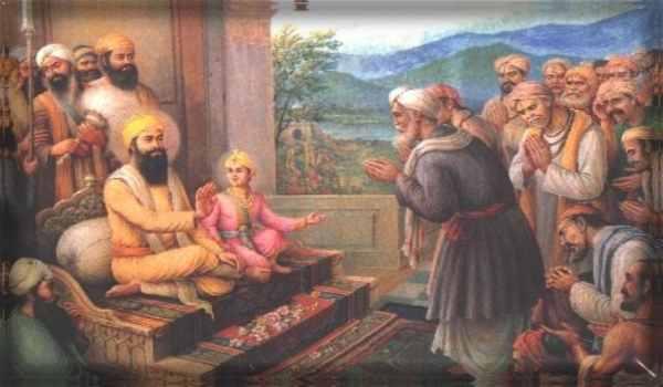 Guru tegh bahadur bhashan