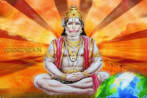 Hanuman chalisa in hindi with meaning