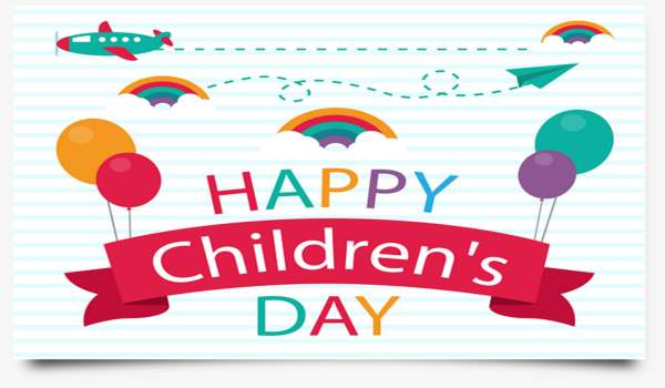 Happy children's day image HD