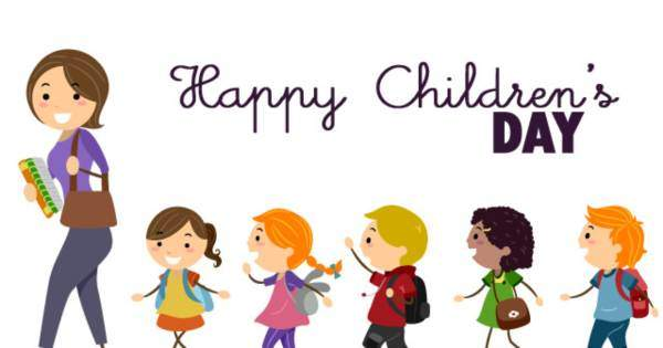 Happy childrens day wallpaper