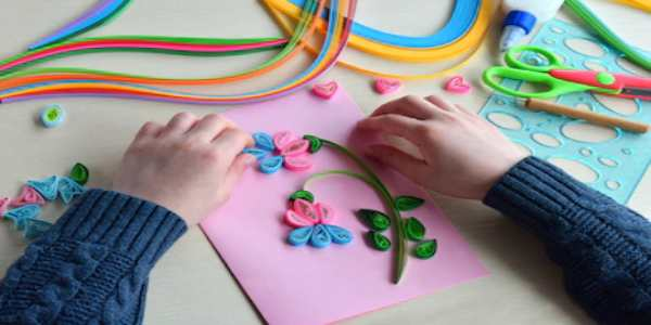 How to make children's day greeting cards