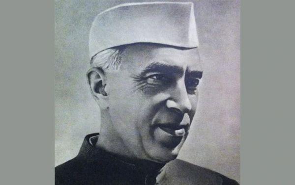Jawaharlal nehru par kavita