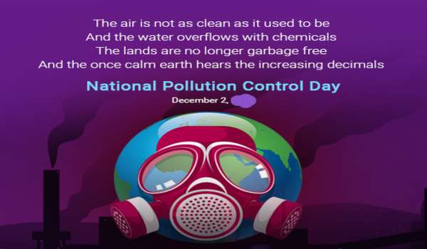 National pollution control day picture