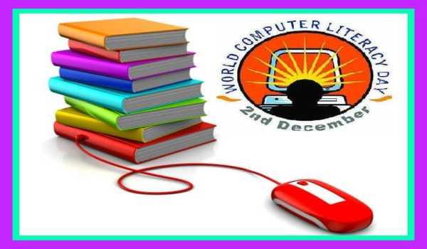 World Computer Literacy Day Slogan