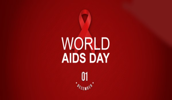 World aids day message 2018