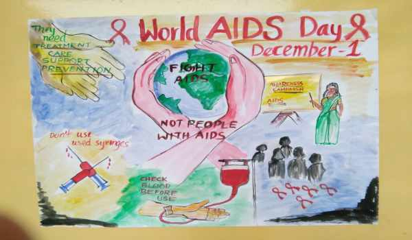 World aids day poster competition