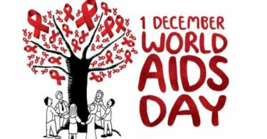 World aids day slogan