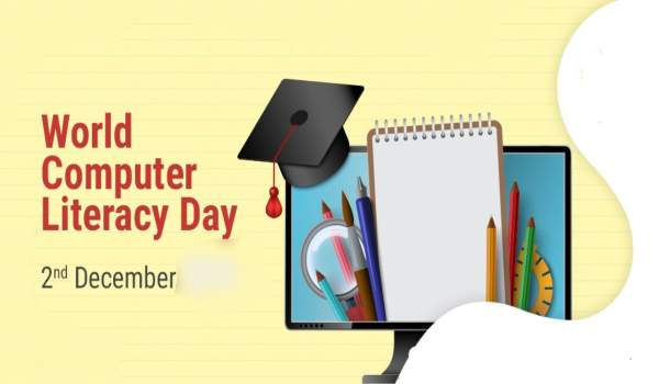 World computer literacy day images
