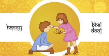 happy bhai dooj wallpaper