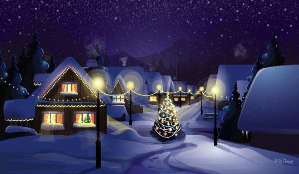 Christmas day hd wallpaper