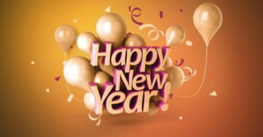 Happy New year dp