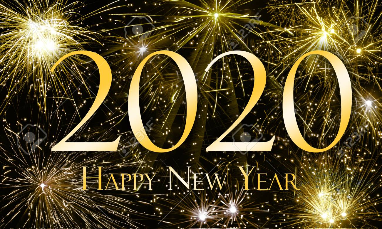 Happy new year 2020 latest images