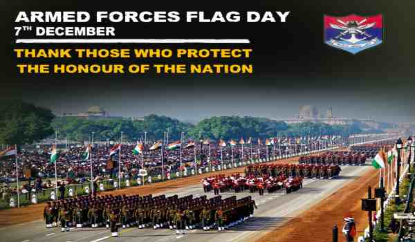 Indian Armed Force Flag Day Quotes in Hindi