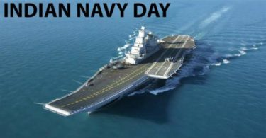 Indian Navy Day Essay in Hindi for Kids