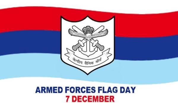 Indian armed force flag day status 2018