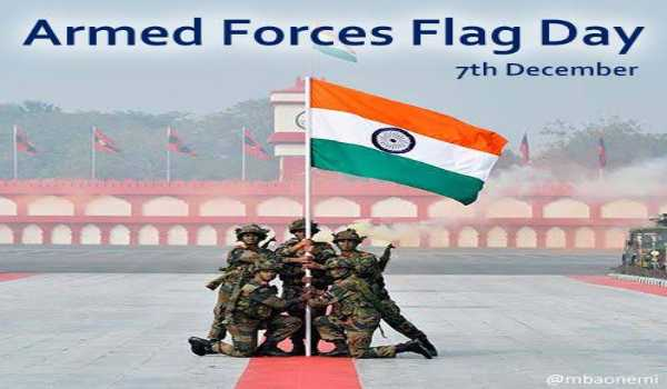 indian armed forces flag day hd images