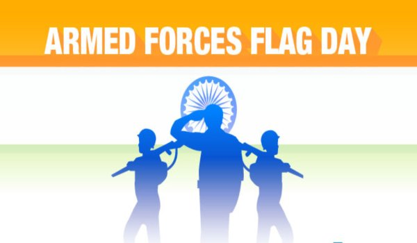 indian armed forces flag day photos hd