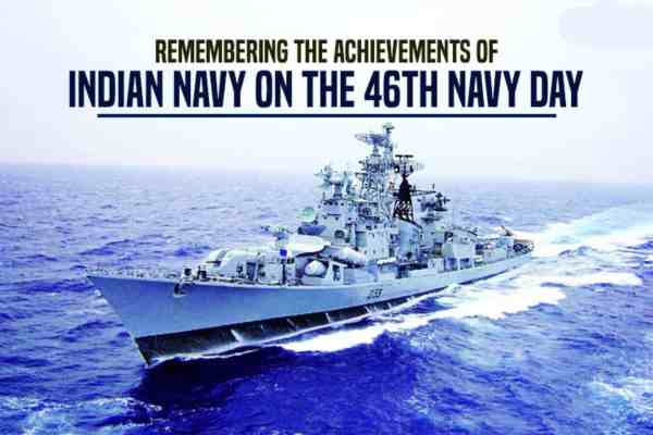 Indian navy day Wishes