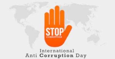 International Anti-Corruption Day Speech in Hindi