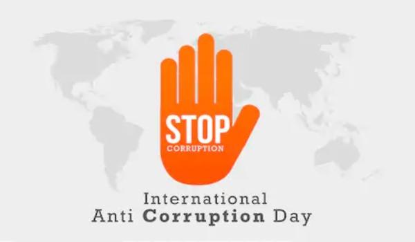 International Anti-Corruption Day Speech in Hindi