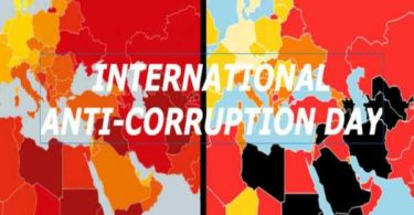 International Anti Corruption Day Drawing