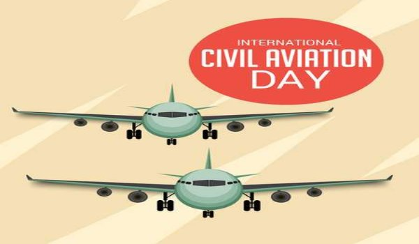 International civil aviation day posters