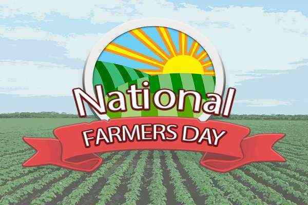 Kisan farmers day hd pics